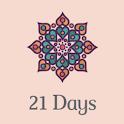 21 Days Challenge icon