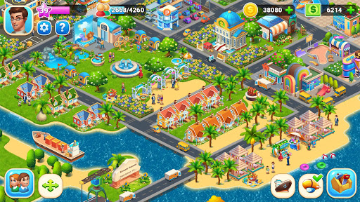 Farm City : Farming & City Building apkdebit screenshots 7