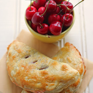 Fresh Cherry Hand Pies