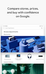 Google Shopping - Shop easier Screenshot