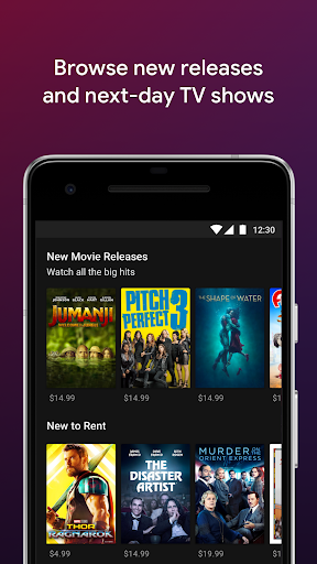 Google Play Movies & TV screenshot 3