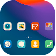 Launcher Theme for Oppo F7 1 0 0 Android APK Free Download