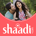 Shaadi.com - #1 Matrimony, Indian Dating App icon