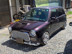 ミラ ミラジーノ、L700ミラのカスタム事例画像 Hh.factoryさんの2020年04月19日21:20の投稿