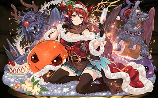 かわいいランキング-クリスマスグレモリー