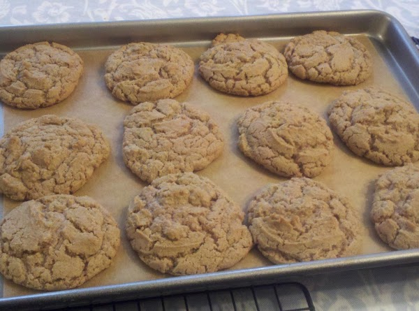Bake for 12-15 minutes, until done but still soft. Allow to cool in pan...