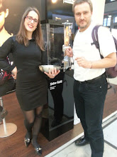 Photo: lucky me, my key opened the safe and i won the nice usb stick at the xetra gold booth ~ http://jarogruber.blogspot.de/2015/11/edelmetalmesse.html