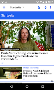 az Grenchner Tagblatt News screenshot 0