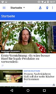 az Grenchner Tagblatt News screenshot 0