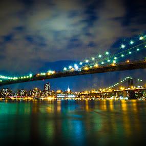 New York City by Scott Turnmeyer - City,  Street & Park  Vistas