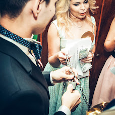 Wedding photographer Oleg Zhdanov (splinter5544). Photo of 24.02.2017