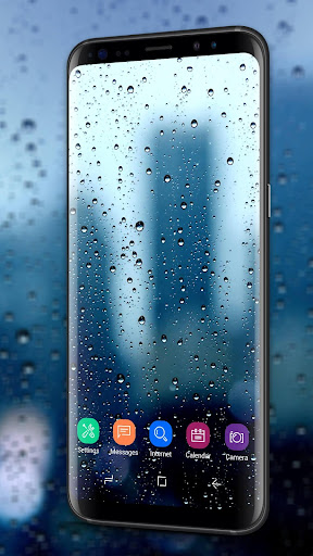 Running Waterdrops Live Wallpaper 2.2.9.2290 screenshots 2