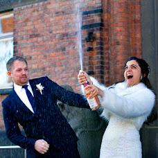 Wedding photographer Kamilla Krøier (Kamillakroier). Photo of 03.04.2018