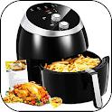 <b> 300+ Hot Air Fryer Recipes, Easy</b> icon
