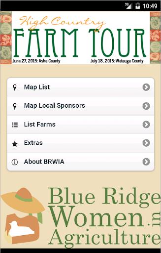 2015 BRWIA Farm Tour