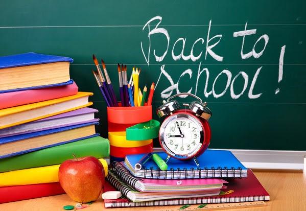 Nieuw schooljaar