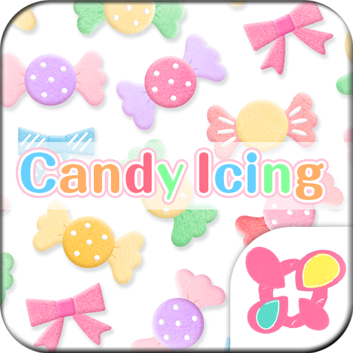 Cute Wallpaper Candy Icing Icon