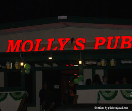 Photo: No St. Patrick's Day would be complete without this visit to Molly's Pub Kemah!.