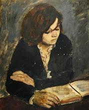 """Photo: Eugene Spiro, """"Ragazza che legge"""" (1932)"""