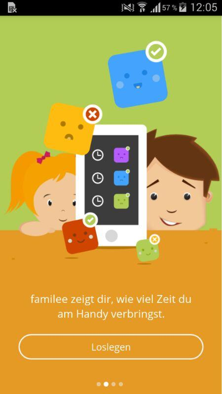 familee kids – Screenshot
