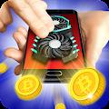 Bitcoin Mining Clicker Simulator