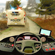 Game Police Bus Hill Climb Driver APK for Windows Phone
