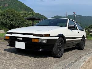 スプリンタートレノ AE86のカスタム事例画像 takumiさんの2020年08月06日16:17の投稿