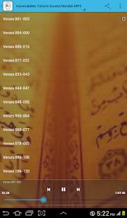 Tafsirin Al Ma'idah (v01-end) - náhled