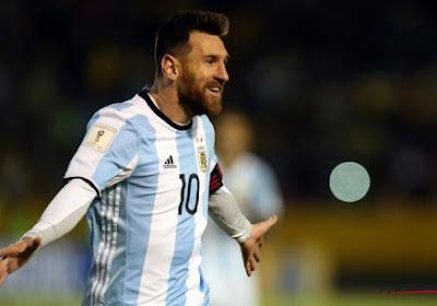 La Belgique fait-elle partie des favoris de Lionel Messi au Mondial ?