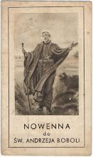 Photo: Broszurka z życiorysem i modlitwami, 8 stron.  Wydawnictwo Ks. Jezuitów, Warszawa, bez daty (1938 r.)