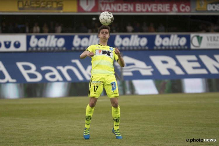 Hannes Van der Bruggen ziet optie wegvallen: zit er niets anders op dan bij AA Gent te blijven?
