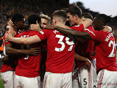 Manchester United was niet goed genoeg op het veld van West Ham United