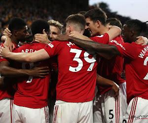 Manchester United opnieuw pijnlijk ten onder in de Premier League