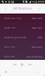 USA Radio, American Live Radio screenshot 3