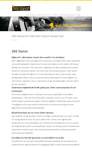 365 Sanat
