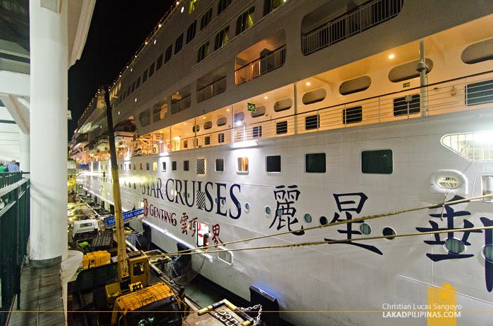 Star Cruises SuperStar Gemini Penang