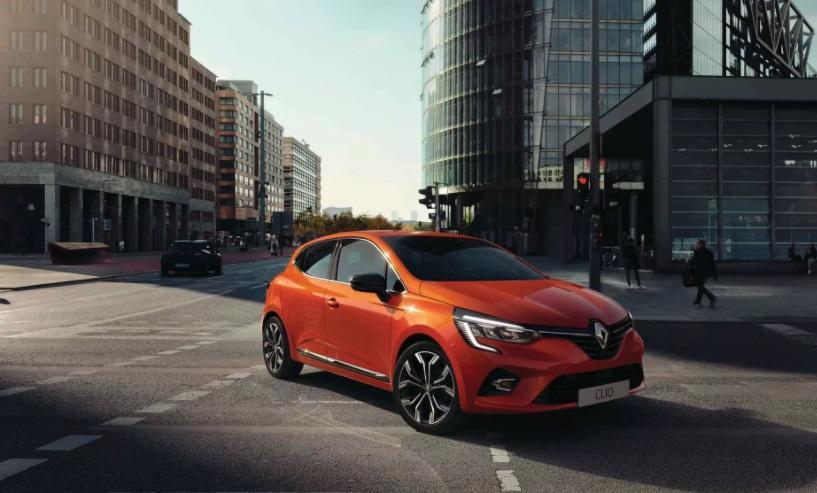 10 mașini noi pe care ți le poți cumpăra cu mai puțin de 15.000 de euro - Renault Clio