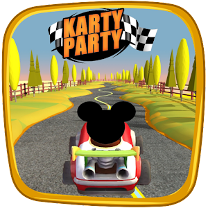 Super Mickey Racing for PC and MAC