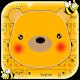 Cuteness Kawaii Yellow Pooh Bear Keyboard Download on Windows