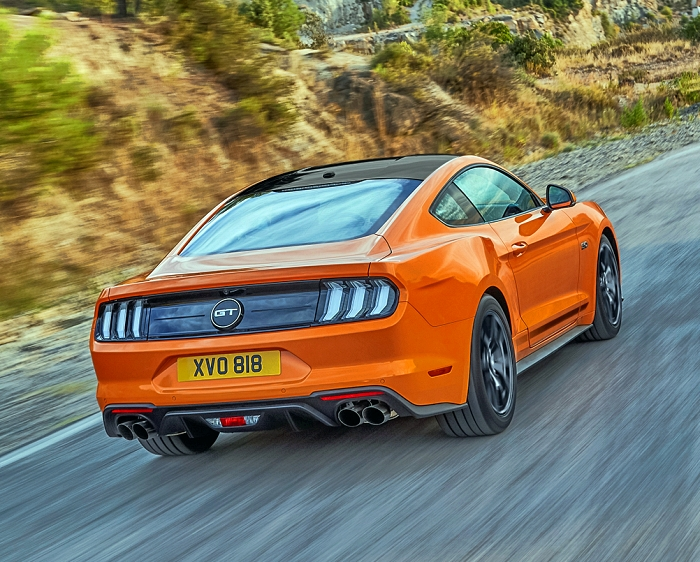 Ford Mustang55 แต่งพิเศษให้ทั้งรุ่น 5.0 และ 2.3