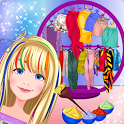 Hair Salon - Fancy Girl Games icon