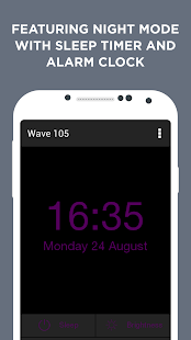 Wave 105- screenshot thumbnail