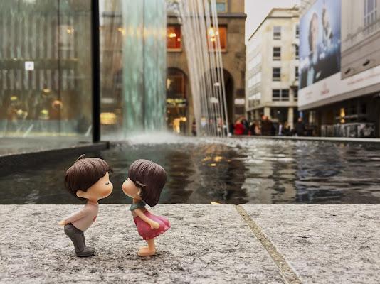 Kissing in Milan di elisabetta_prada