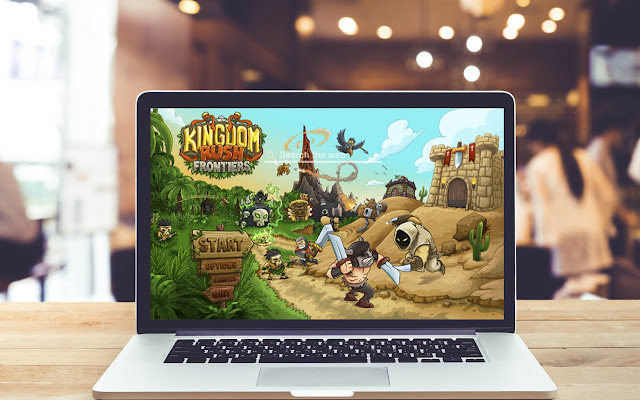 Kingdom Rush Frontiers Wallpapers Game Theme