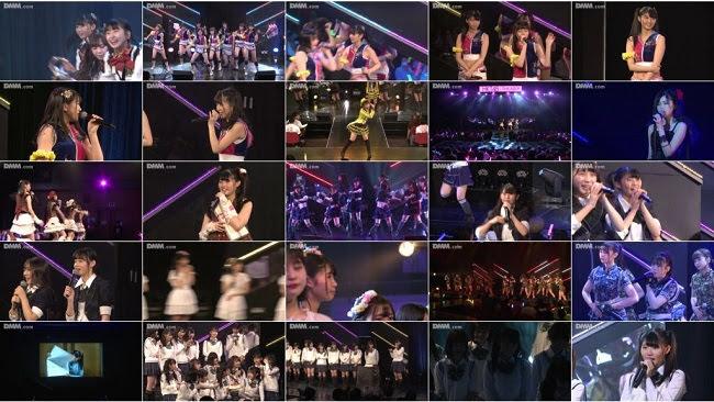 190112 (1080p) HKT48 チームTII「手をつなぎながら」公演 石安伊 生誕祭 DMM HD