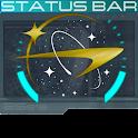 ✦ TREK ✦ Status Bar icon