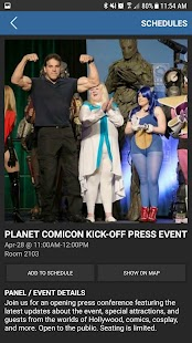 Planet Comicon- screenshot thumbnail