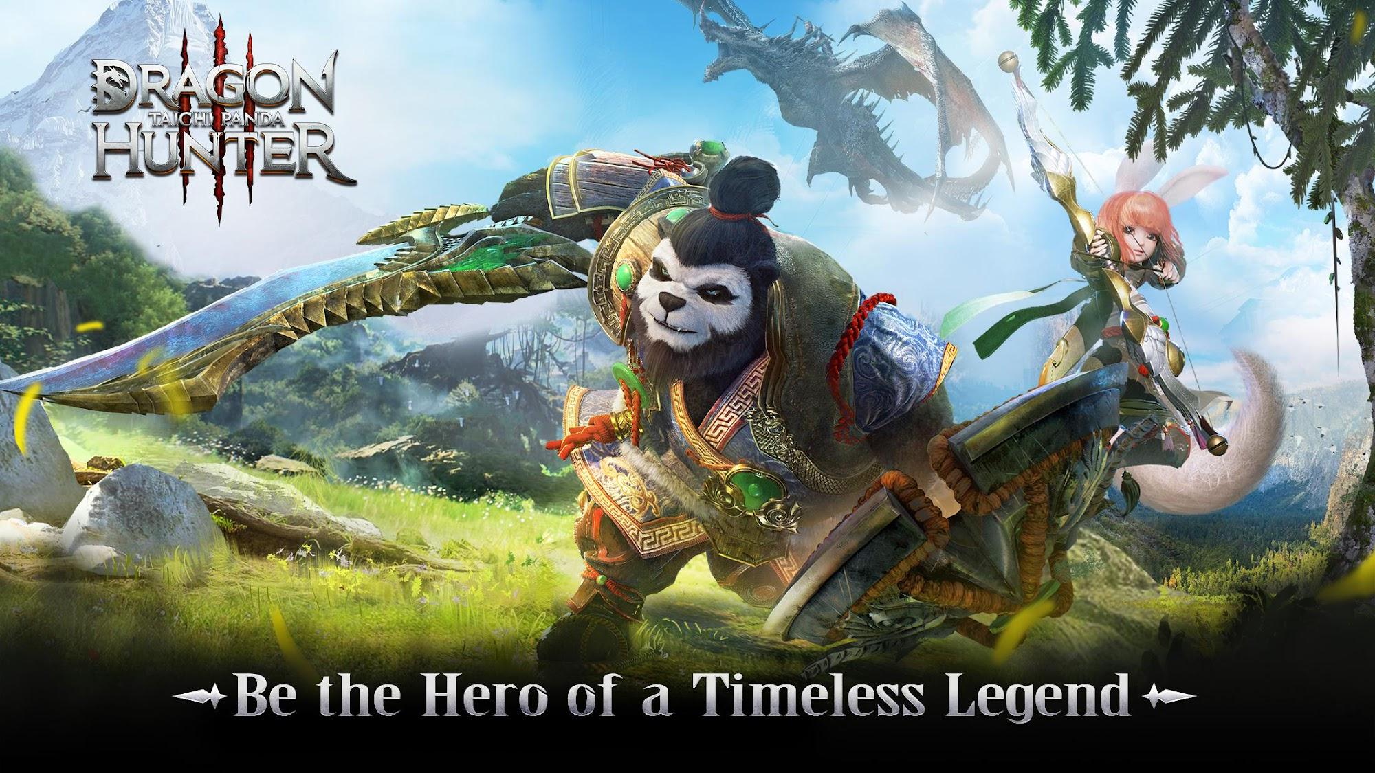 Taichi Panda 3: Dragon Hunter screenshot #1
