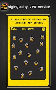 Hot VPN Pro – HAM Paid VPN Private Network v1.2 [Paid] 4