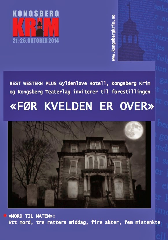 2014 - Før Kvelden er Over